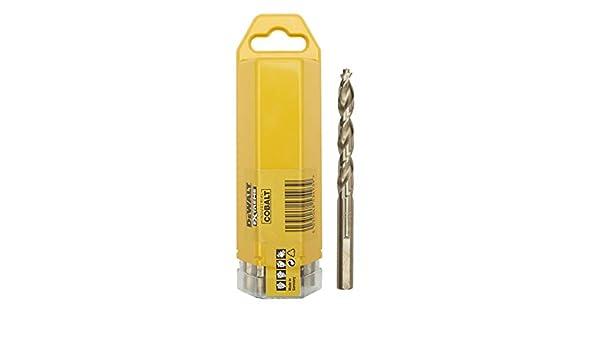 Dewalt DT4937-QZ Metal drill bit HSS-Co 7.5mm x 4.3 x 2.6 10 Piece