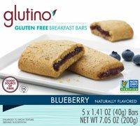 glutino breakfast bars - 7