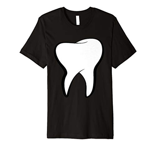 Tooth and Tooth Fairy Couples Halloween Costume T-shirt