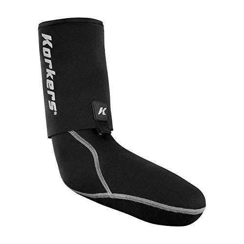 Korkers I-drain 3.5mm Neoprene Guard Sock Black, L ()