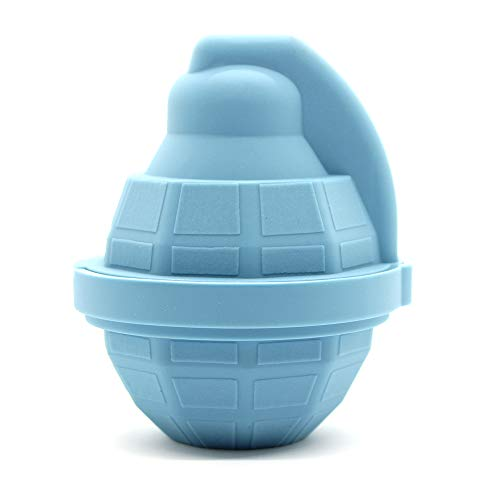 ICEIce Cold Explosive 3D Silicone Grenade Mold for Ice, Chocolate and anything that Melts