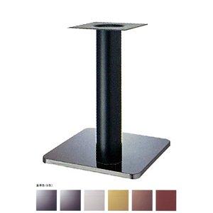 e-kanamono テーブル脚 スカイS7520 ベース520x520 パイプ139φ 受座240x240 クローム/塗装パイプ AJ付 高さ700mmまで ジービーメタリック B012CF11S0 ジービーメタリック ジービーメタリック