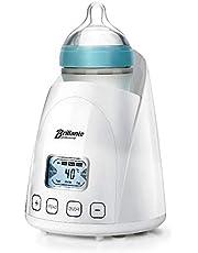 Flaschenwärmer 5 in 1 Babyflaschen Sterilisator Elektrisch Multifunktional Lebensmittelwärmer Thermostat