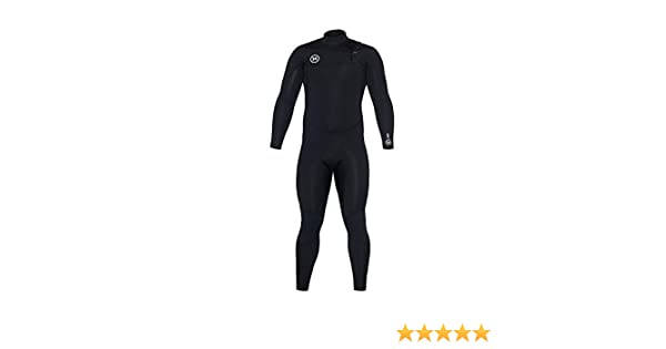 DEEPLY Traje DE Surf Hombre Pure 4/3 Chest Zip: Amazon.es: Deportes y aire libre