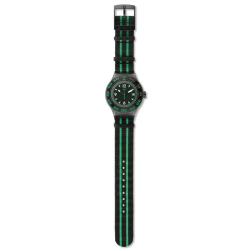 Swatch Deep Turtle Mens Watch