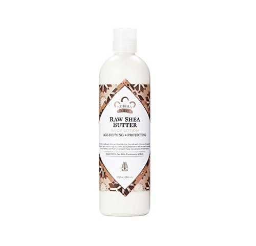 Nubian Heritage Lotion, Raw Shea and Myrrh, 13 Fluid Ounce by Nubian Heritage