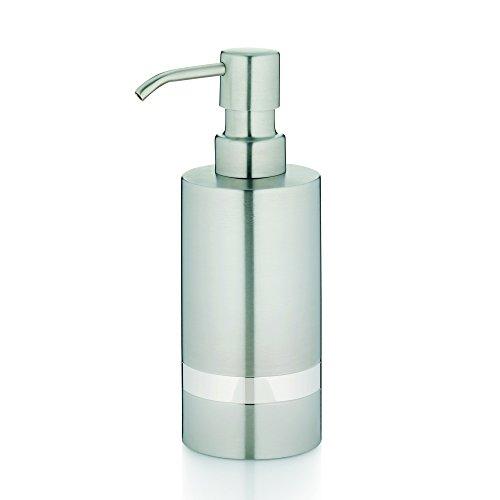 Matte Chrome Soap - Kela Liquid Soap Dispenser Kelton Collection, Matte Chrome