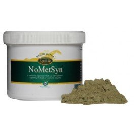 NoMetSyn 200g - the natural alternative to the drug metformin. Helps to combat glucoseintolerance, insulin resistance and the development of the chronic founder shaped hoof (Best Treatment For Laminitis)