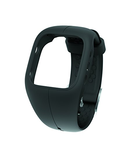 Polar A300 Wristband, Black