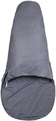 Mountain Warehouse Polycotton Mummy Sleeping Bag Liner -Camping Sheet