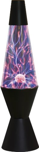 Lava the Original 14.5-Inch Electroplasma Lightning Arcs Lamp