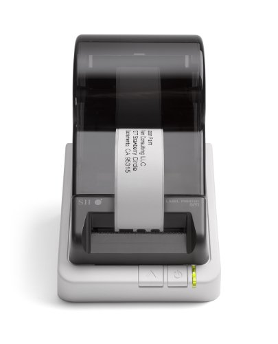 Seiko Instruments Smart Label Printer 620, USB, PC/Mac, 2.76 inches/second