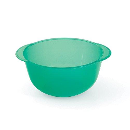 plastorex Bol Micro-Ondable en Polypropyl/ène Vert Menthe Translucide 35 cl