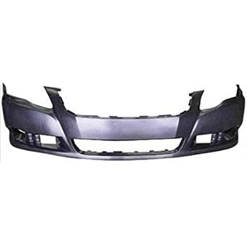 oe replacement toyota prius front bumper cover partslink number to1000359 automotive. Black Bedroom Furniture Sets. Home Design Ideas