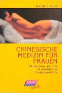 Chinesische Medizin für Frauen