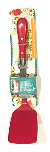 The Pioneer Woman Nylon Turner Spatula (Red) by The Pioneer Woman