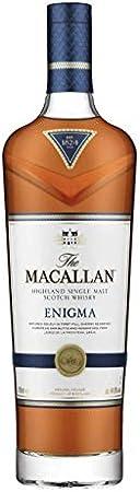 Macallan Enigma - Whisky, estuche incluida, 700 ml