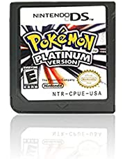 $23 » Pokemon Platinum Game Cartridges Game Card for NDS 3DS DSI DS(Reproduction Version)Pokemon Nintendo 3DS/DSI