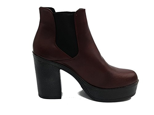 MARTIN PESCATORE Women's Boots Bordeaux 2QWM5cpzyl