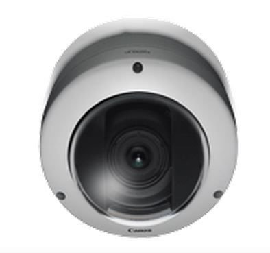 Canon VB-M620VE Fixed Dome Network Security Camera with 1.3 Megapixel Resolution 1280 x 960 by Canon