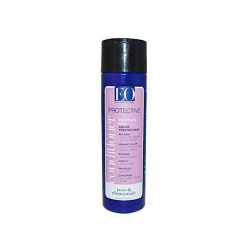 Eo Conditioner Rose - EO Conditioner - Rose & Chamomile, 8 oz (Multi-Pack)