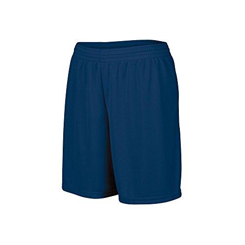 Augusta Sportswear Women's Octane Short XL Navy