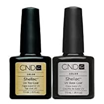 CND Shellac Top and Base Set of 2 Good Deal