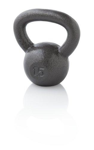 Weider Kettlebell Weight, 15-Pound