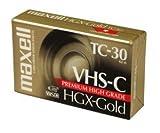 Video VHS-C 30 min HGX Gold