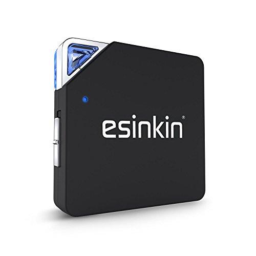 Esinkin Bluetooth Transmitter Receiver 2 in