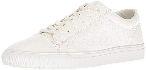 Steve Madden Heren Begrensde Fashion Sneaker Wit