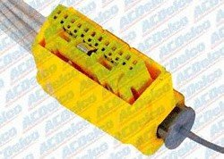 UPC 036666646481, ACDelco PT799 Female Connector with Lead