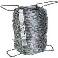 Ga Barbless Wire, 12 1/2