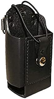 product image for Boston Leather Firefighter's Universal Radio Holder Elastic