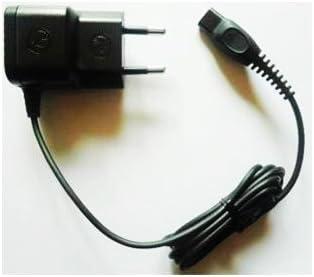 Philips Accessoires Alimentation secteur de la basechargeurTransformateur avec cordon pour rasoir Philips HQ8505, peut pourHQ850 pour HQ912 HQ916