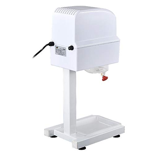 SD-108 Ice shaver Electric Ice crusher Commercial er 220V 80W ing for cafe tea Food grade PC Material