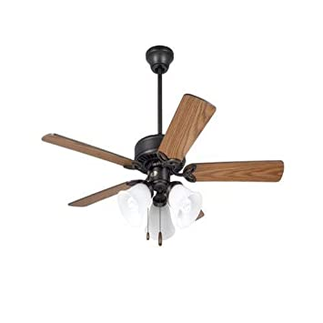 Emerson Ceiling Fans CF710ORB Pro Series II Low Profile Hugger Ceiling Fan With Light, 42-Inch Blades, Oil Rubbed Bronze Finish