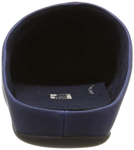 Bleumidnight Shove 399 Fitflop Homme Navy LeatherChaussons Mule WrdCxBeoQ