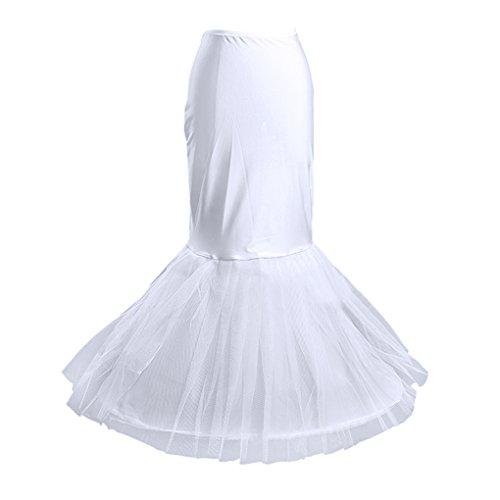 Bridal Wedding Petticoat Underskirt Underwear