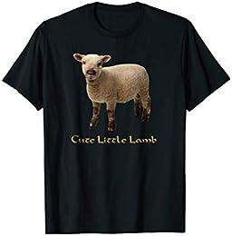 Cute Baby Lamb t-shirt