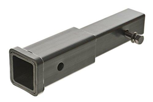 RockyMounts - Extensión de enganche para remolque de 20 cm para receptores de 5 cm con cerradura