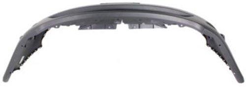 Crash Parts Plus Primed Front Bumper Cover Replacement for 2008-2011 Subaru Impreza