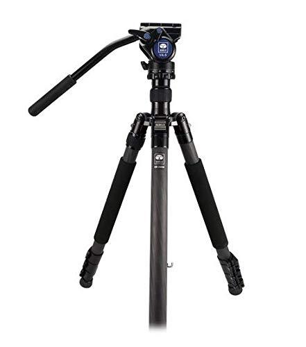 SIRUI EN2204 Video Outdoorsman Tripod w/ VA5 Video Head (Carbon)