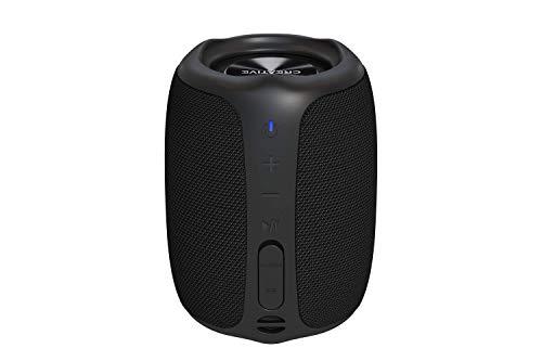 Creative MUVO Play draagbare Bluetooth 5.0-luidspreker, IPX7 waterbestendig voor buitenshuis, batterijduur tot 10 uur…