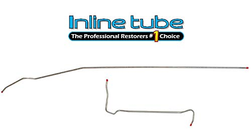 Inline Tube CTF7101 1971-1972 CHEVY C10/GMC C15, V8, 2WD 2 PIECE 3/8