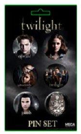 Twilight Button - 5