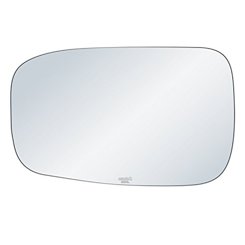 exactafit 8814L Replacement Driver Left Side Mirror Glass Flat Lens fits 03-07 Honda Accord by Rugged TUFF