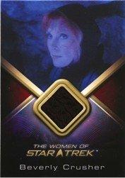 Women of Star Trek WCC18 Beverly Crusher Costume Card ()