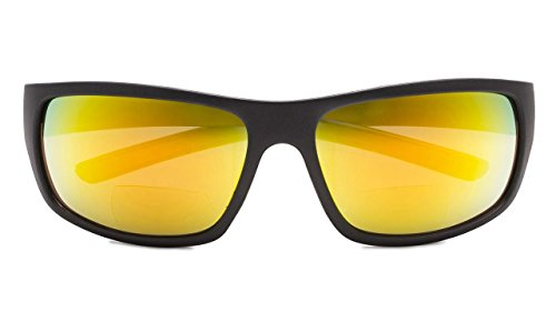 Strength Bifocales De 50 Gafas Gafas Lectura Eyekepper Sol Espejo Sol 2 Espejo Naranja Rojo De xYwqApW4