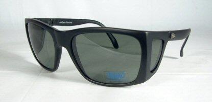 H2optix Sunglasses Bermuda Matte Black Frame Polarized Polycarbonate Grey Lenses - Sunglasses Polarized H2optix
